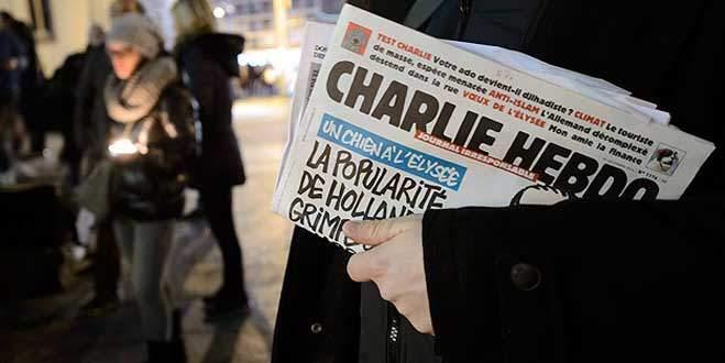 Charlie Hebdo 3 milyon adet basılacak