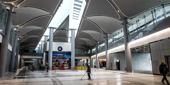 Yeni havalimanıyla ilgili yeni gelişme