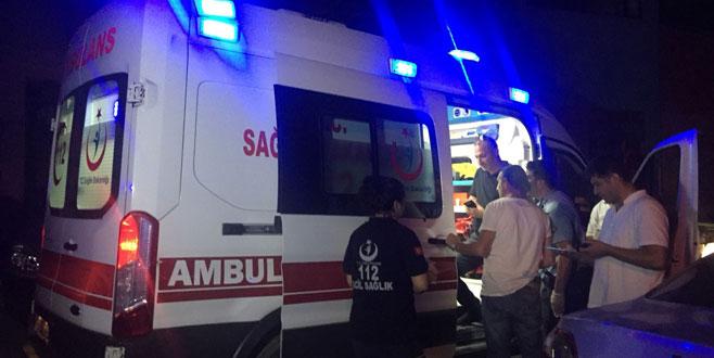 Bursa'da silahlı saldırı: 1 ölü