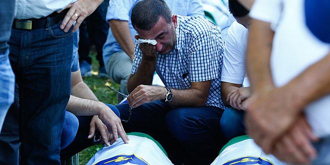 Srebrenitsa'da yine hüzün