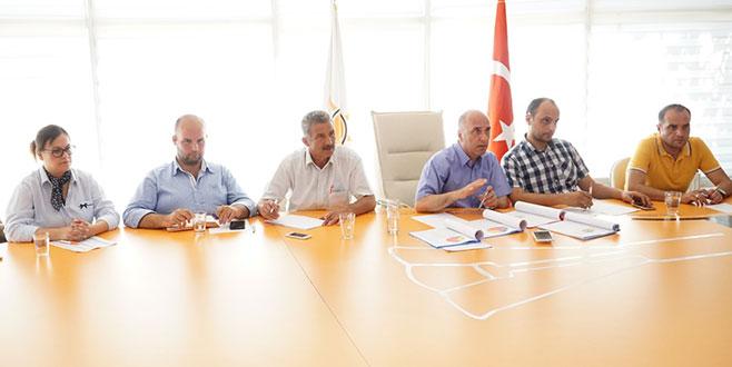 Ünal: Mudanya için çalışmaya devam edeceğiz