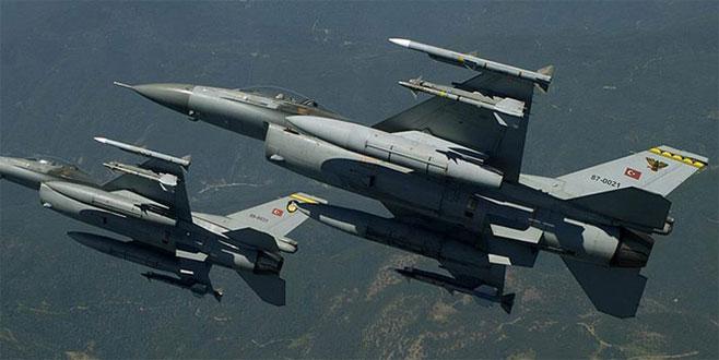 TSK ve MİT'ten Irak'ın kuzeyinde ortak operasyon