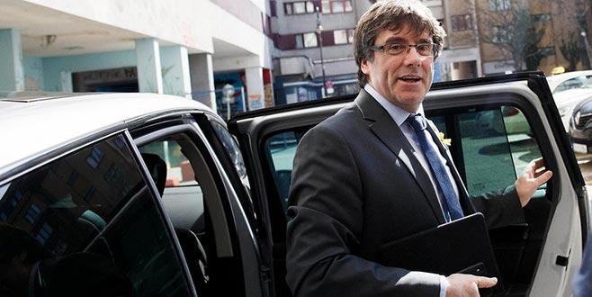 Puigdemont için iade kararı çıktı