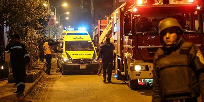 Kahire Havalimanı yakınlarında patlama