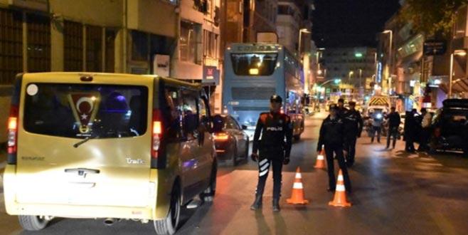 İstanbul'da dev huzur operasyonu...