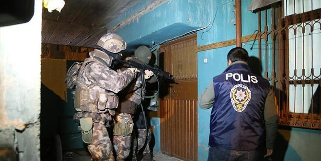 15 Temmuz'da eylem hazırlığında olan teröristler yakalandı