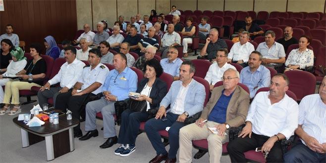 Zeytin Festivali'nde hazırlıklar başladı
