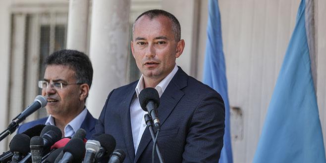 BM'den İsrail'e çocuklara ateş etmeme çağrısı
