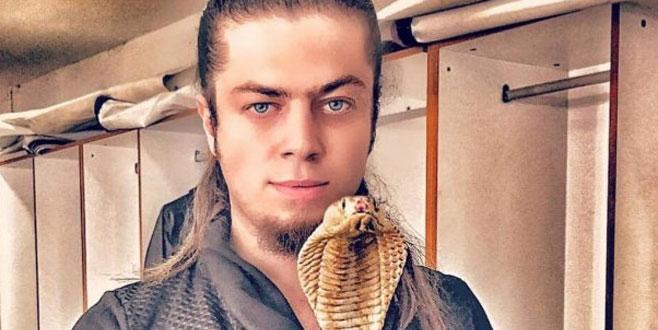Kobra yılanı tarafından ısırılan Aref ilk kez konuştu