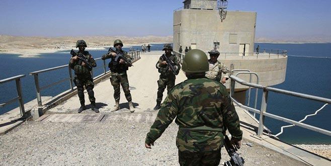YPG/PKK iki büyük barajı Esad'a bıraktı