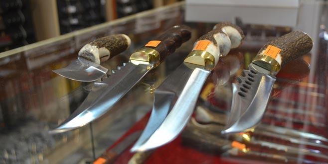 Bursa bıçağı tescillendi