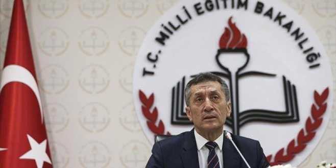 Yeni Milli Eğitim Bakanı: 'Böyle sistem olmaz'