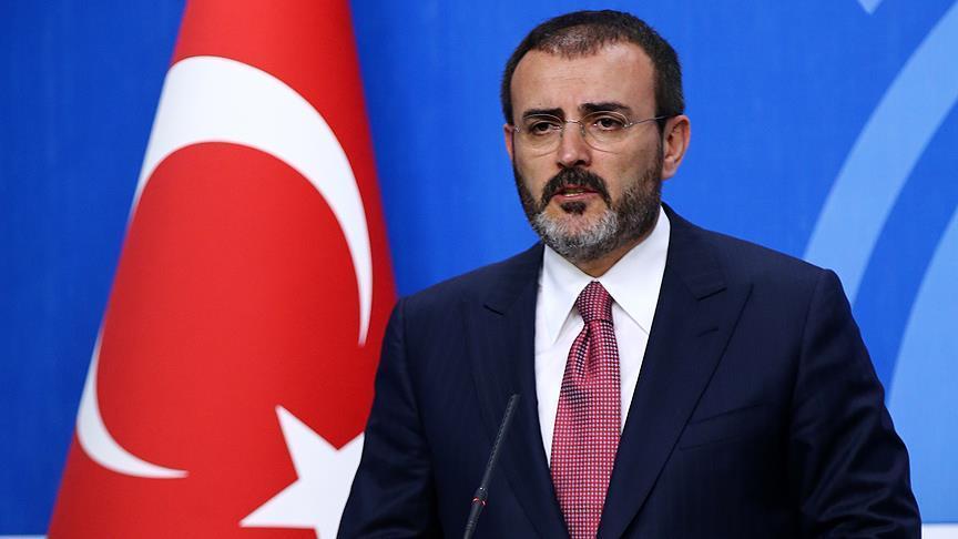 AK Parti Sözcüsü Ünal'dan Kılıçdaroğlu'na eleştiri