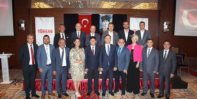 TÜRSAB Güney Marmara'da yeni başkan Saraçoğlu