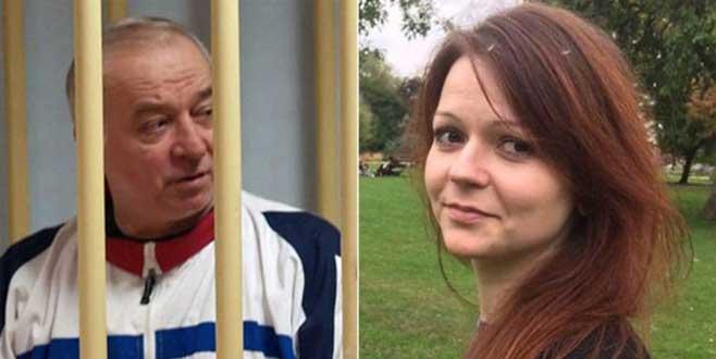 Ajan Skripal ve kızına saldırı düzenleyenlerin kimliği tespit edildi