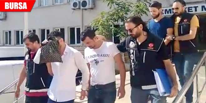 Uyuşturucu operasyonunda 13 kişi gözaltına alındı