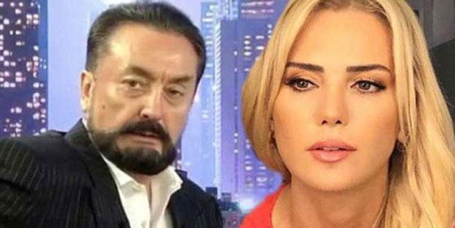 Ece Erken'den 'Adnan Oktar' açıklaması