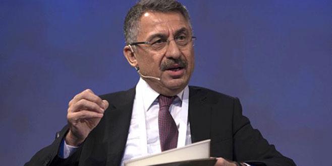 Cumhurbaşkanı Yardımcısı Oktay'dan İsrail'e sert tepki: Böyle bir yasa kabul edilemez