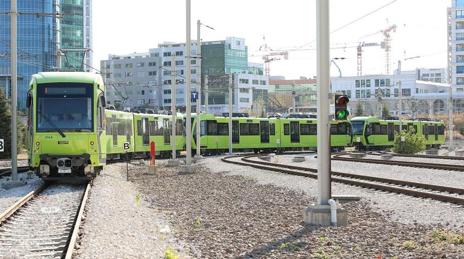 Türkiye'nin ilk tramvay ihracatı Polonya'ya