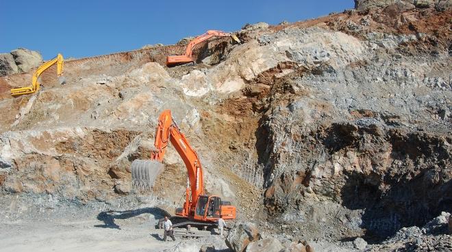 Maden sahaları fabrikaların kurulması şartıyla ihaleye çıkarılacak