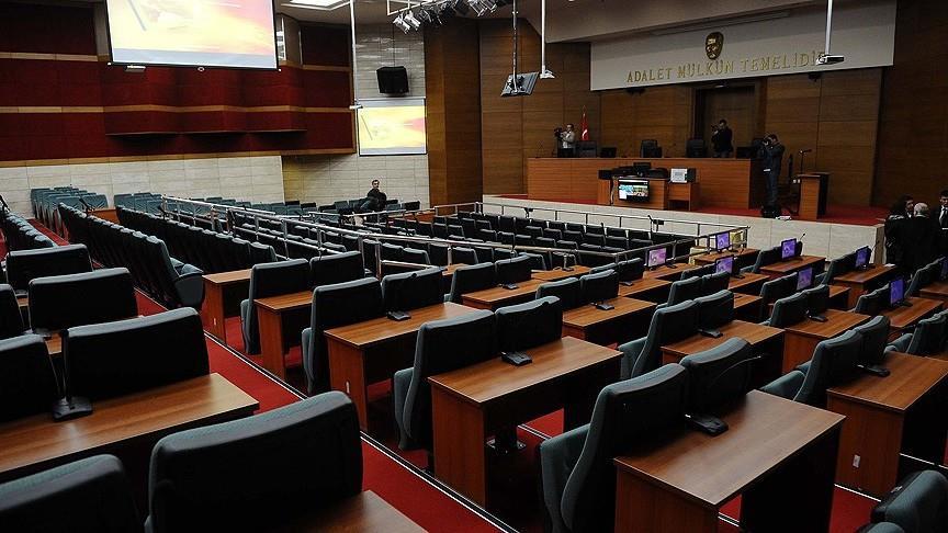 FETÖ'nün askeri yargı yapılanması davasında 134 kişiye hapis istemi