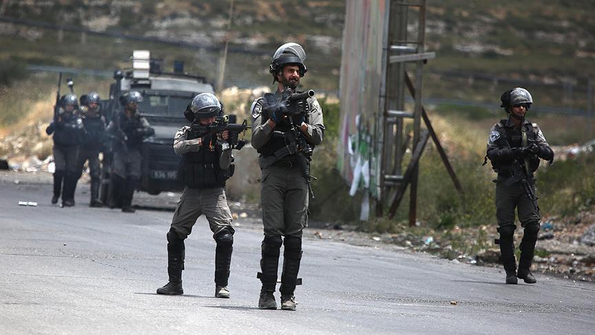 İsrail saldırısında 2 Filistinli şehit oldu