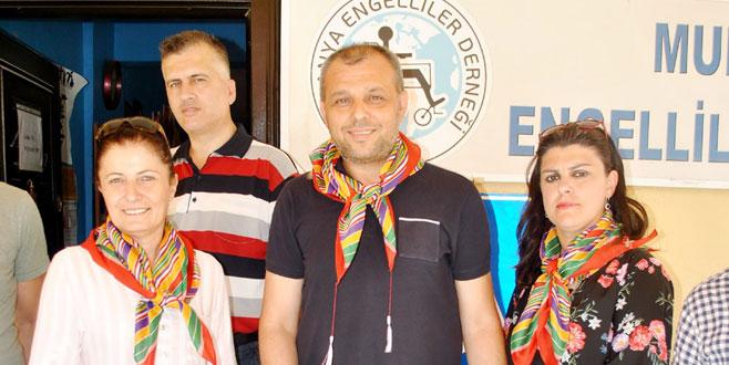Engelli bireylere Mudanya'da destek