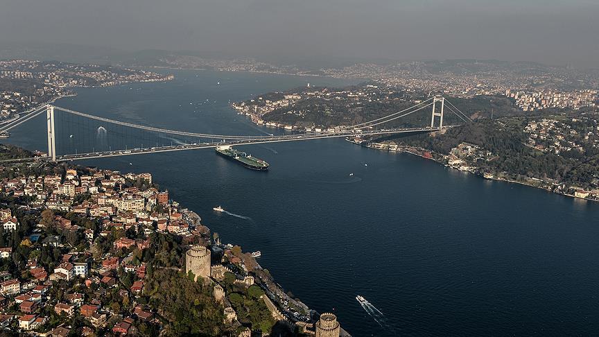 İstanbul'da bazı vapur seferleri iptal