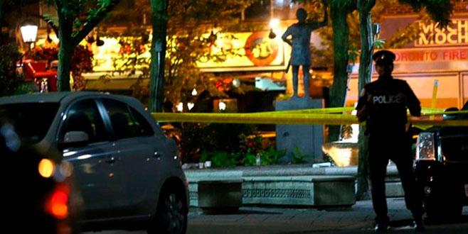 Kanada'da silahlı saldırı: 2 ölü, 13 yaralı