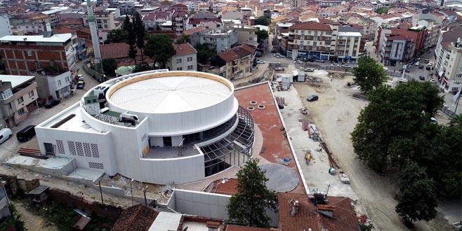 Demirtaş Kültür Merkezi'nde sona gelindi