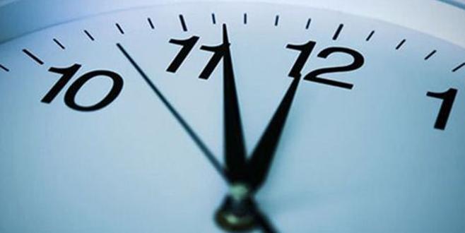 'Yaz saati' uygulaması uzatılacak mı?