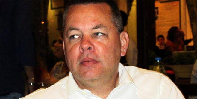 ABD: Türkiye ile anlaşmaya varmış olsaydık papaz Brunson buraya evine dönmüş olurdu