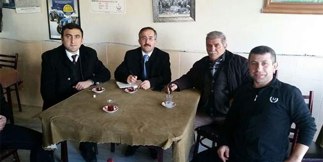 Orhangazi belediyesi'nden tarıma destek