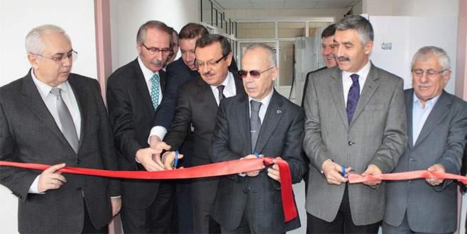 Uludağ Üniversitesi bir ilke daha imza attı