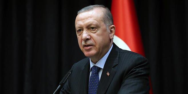 Cumhurbaşkanı Erdoğan'dan kritik toplantı