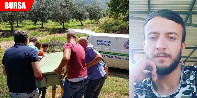25 yaşındaki genç tarlada ölü bulundu!