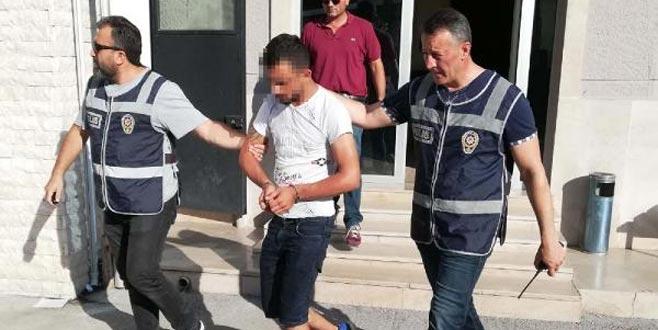 Mustafakemalpaşa'da uyuşturucu operasyonu: 1 tutuklama