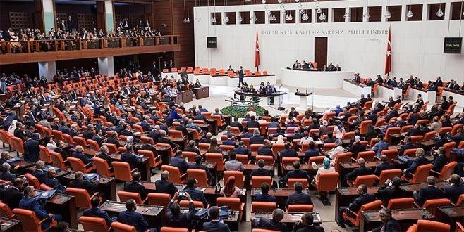 Milletvekillerine maaş kesme cezası verilemeyecek