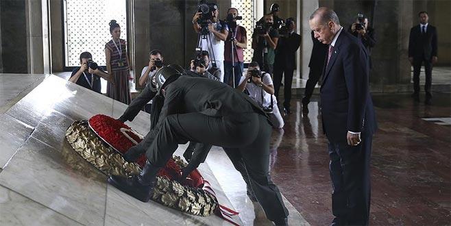 Erdoğan: YAŞ, tüm örgütlere karşı mücadelemizi güçlendirecek