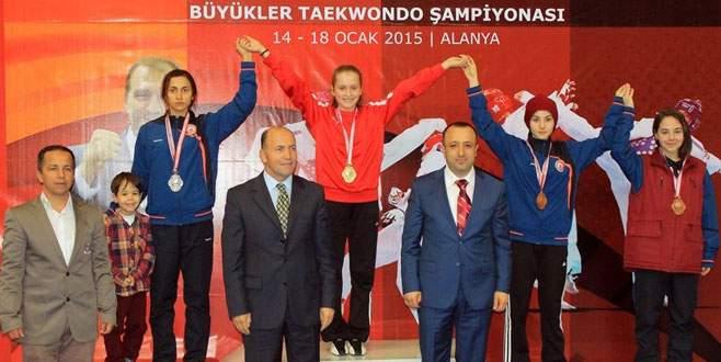 Antalya'dan şampiyon döndü!