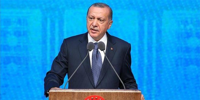 Cumhurbaşkanı Erdoğan'dan piyasalar için mesaj: Hiç korkmayın, hepsi geçecek