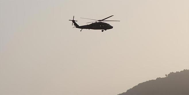 Sudan'da helikopter düştü: 7 ölü