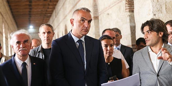 Kültür ve Turizm Bakanı AKM için tarih verdi