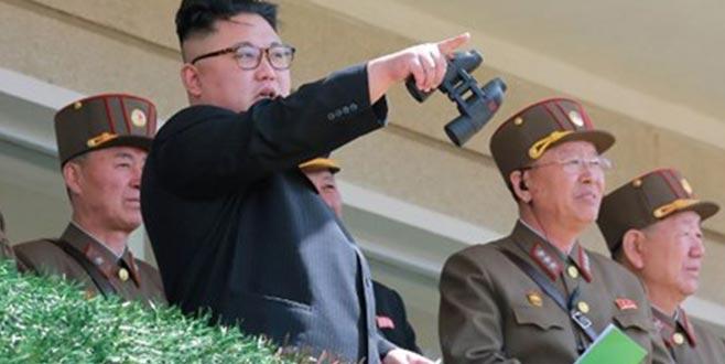 Kuzey Kore'den 'ultra modern' silah denemesi