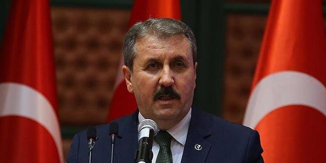 BBP Genel Başkanı Desticİ'den Bursa'da idam açıklaması