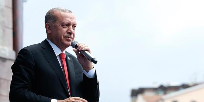 Erdoğan: Dolar, molar bizim yollarımızı kesmez