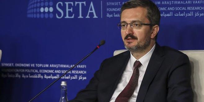 Türkiye tehditle diz çöktürülecek bir ülke değil