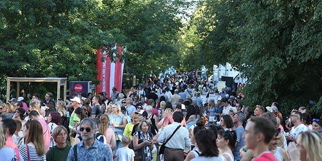 Türkiye Festivali'ne Ruslar'dan büyük ilgi