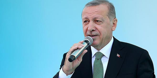 Erdoğan'dan S-400 ve döviz açıklaması