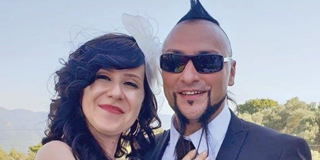 Hayko Cepkin evlendi
